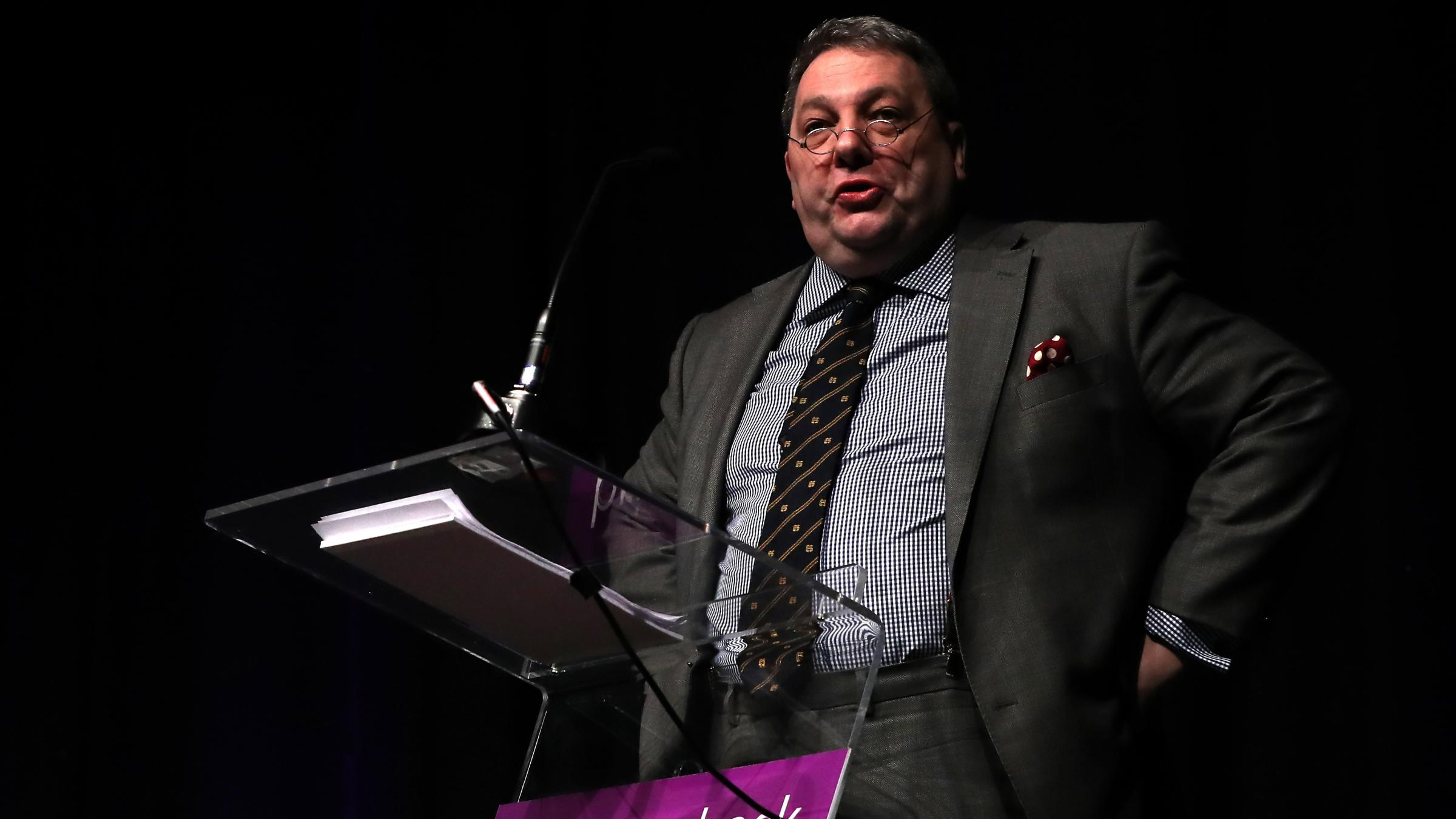 Ukip Scottish leader David Coburn in bid for top job
