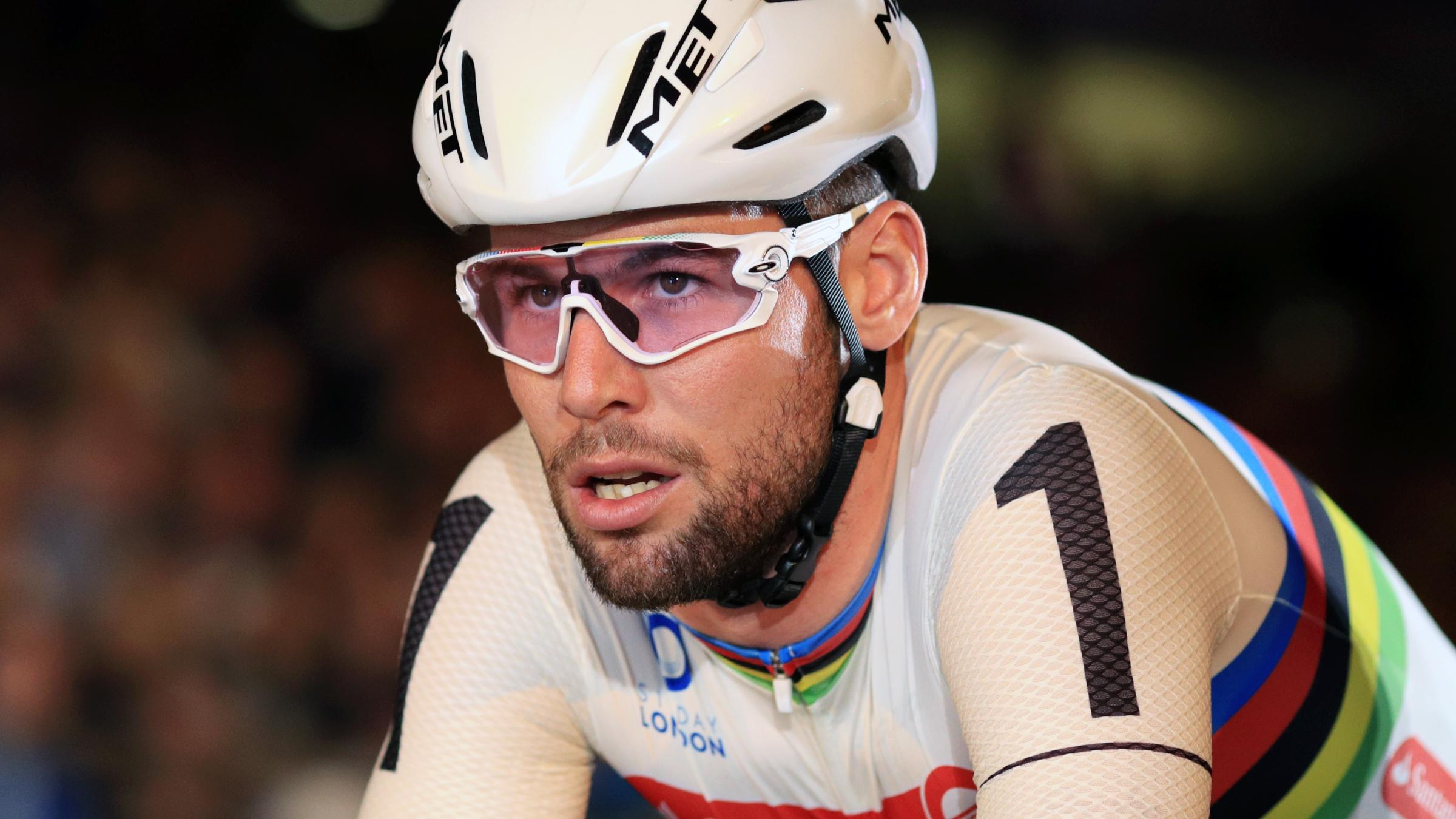 Crashes deny Mark Cavendish victory chance in Slovenia